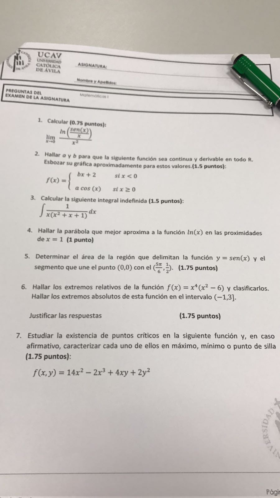 Recursos Academia apuntes exámenes ejercicios resueltos ejemplos